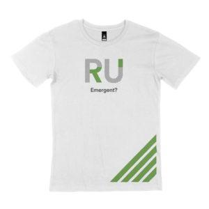 White Women's Tshirt - Front Design